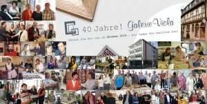 40 Jahre Galerie Viola
